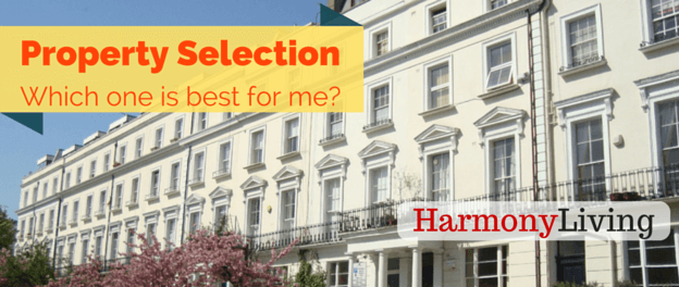 Property Selection by HarmonyLiving