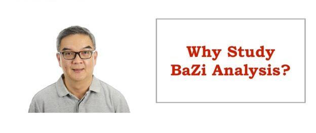 Why you should study BaZi Analysis?
